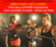 Body Pump Fitness Classes with Tracy Dix