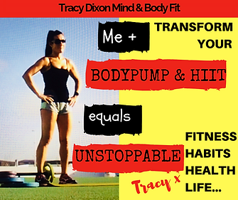 Tracy Dixon Mind and Body Fit- BodyPump