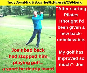 Tracy Dixon Mind & Body Health, Fitness
