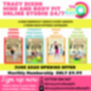 Tracy Dixon Mind and Body Fit Online Mem