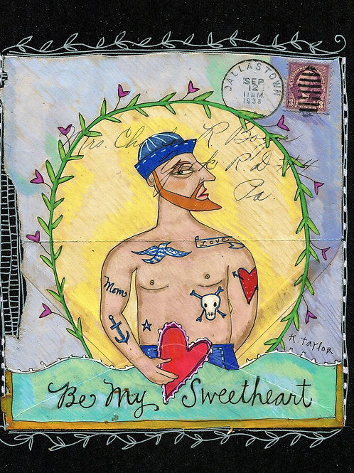 Sweetheart Envelope