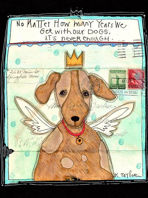 Dog Years Envelope