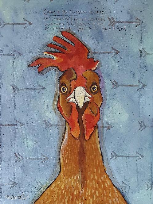 Cornelia the Chicken