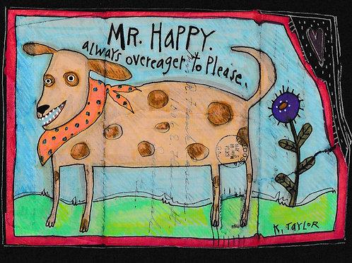 Mr. Happy Envelope
