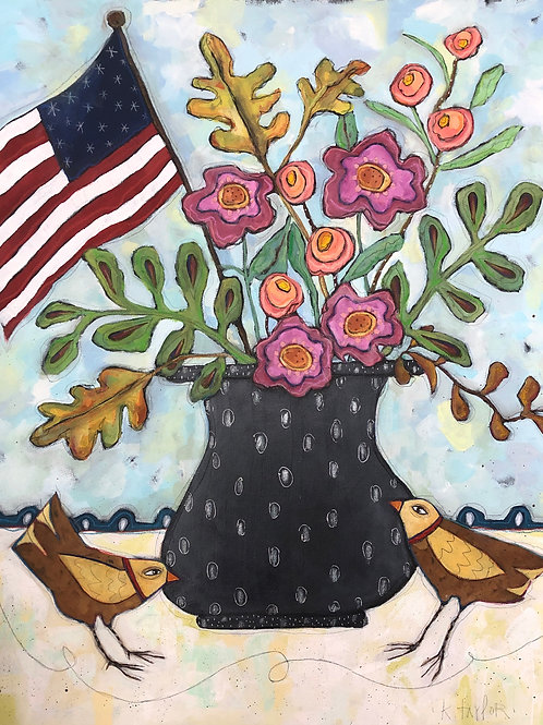 Old Glory Bouquet