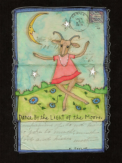 By The Light of The Moon Envelope