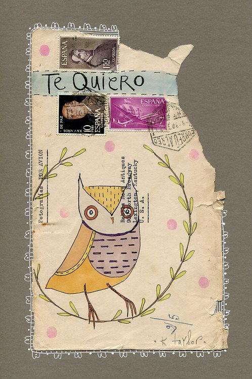Te Quiero ( I Love You)