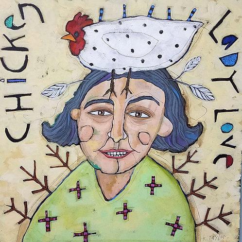copy of Chicken Lady Love