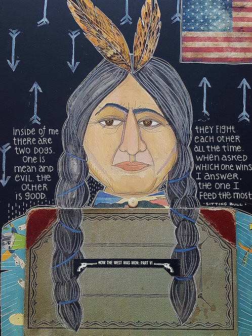 Sitting Bull SOLD