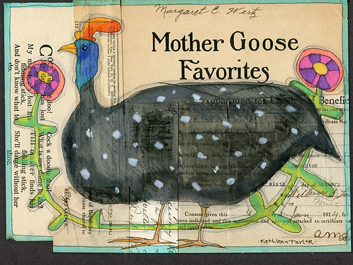 Mother Goose Guinea Hen