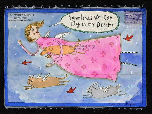 Dream Flying Envelope