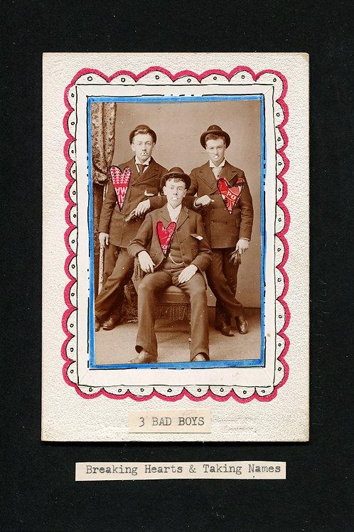Three Bad Boys