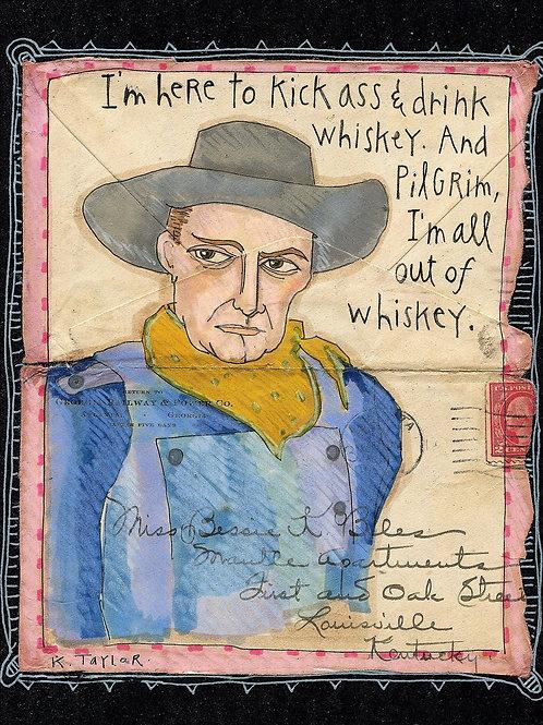 John Wayne Envelope