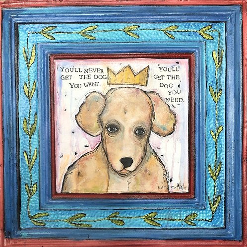 The Dog You Need Painting