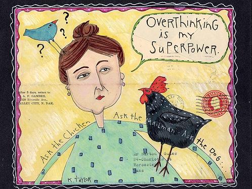 The Overthinker