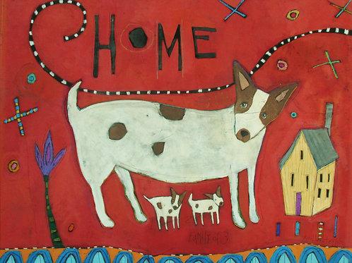 Home/Dog Family