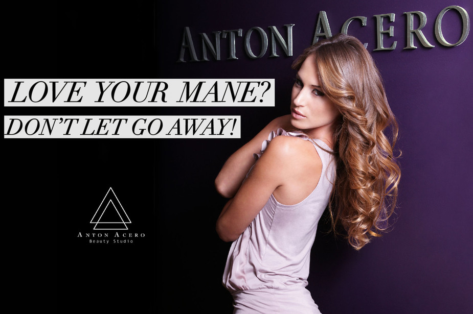 Love your mane? Don't let go away!