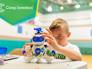 Camp Invention Summer 2020