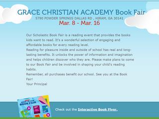 GCA Bookfair