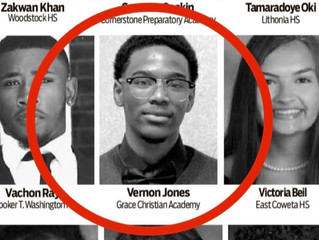 Congratulations to Vernon Jones