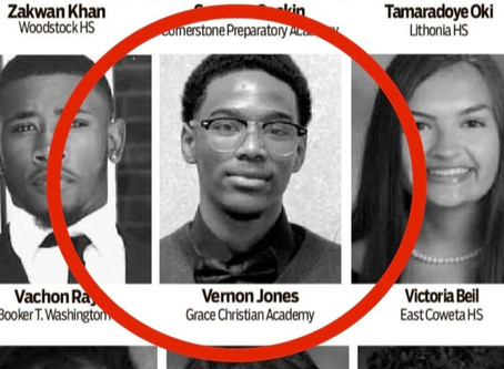 Congratulations to Vernon Jones