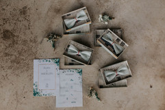 RUAN AND MADELEIN WEDDING STATIONERY