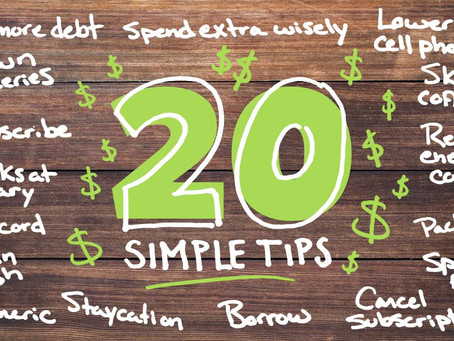 Top 10 Quick and Easy Ways To Save Money