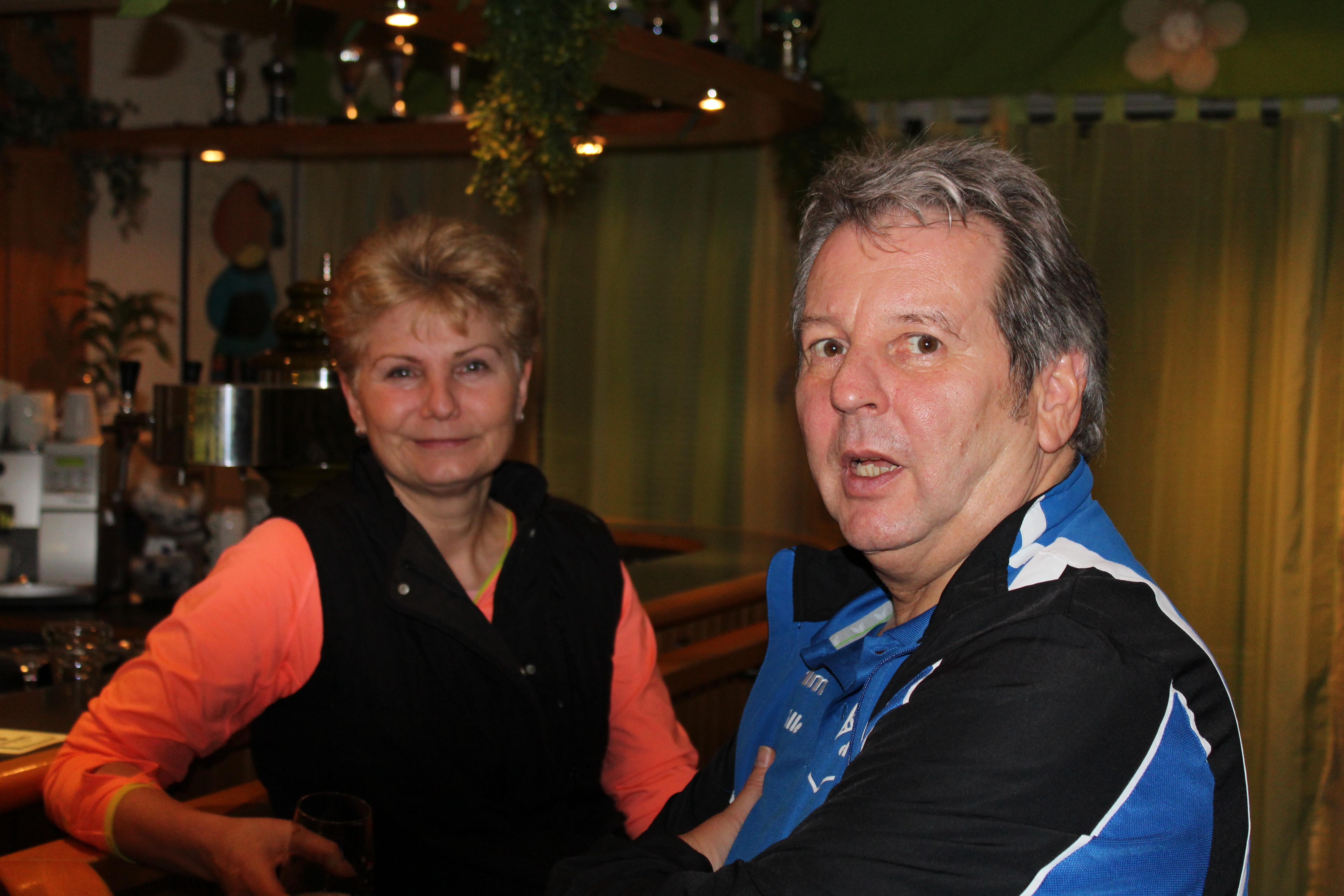 Heike und Kalle