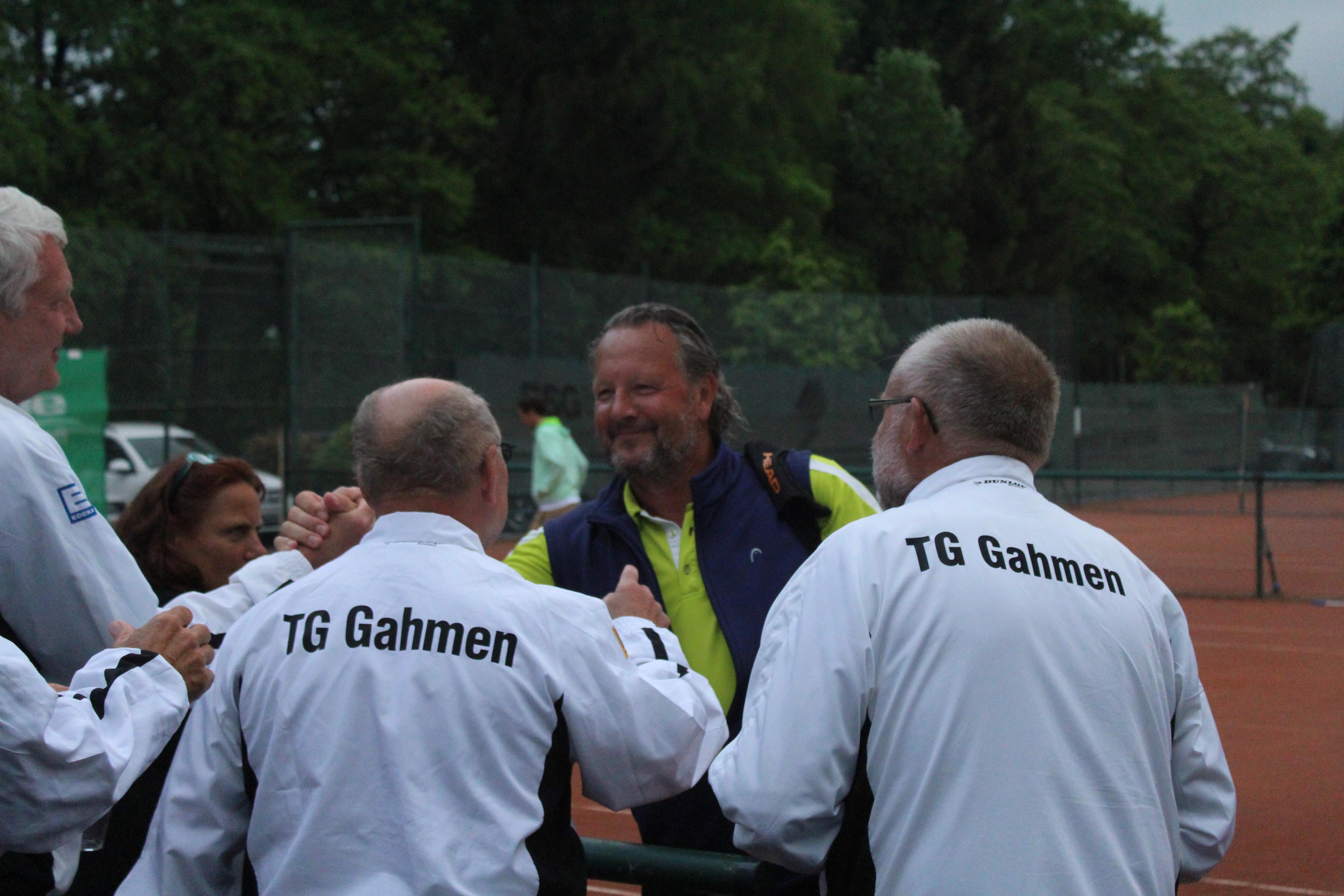 TG Gahmen - TC Johannesberg