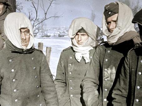 """""""Рус, на автомат, дай буханка хлеб!"""" Как выживали обреченные немцы в Сталинграде?"""