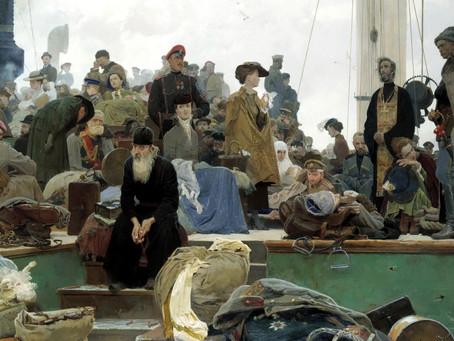 Крымский исход. Трагедия русской армии