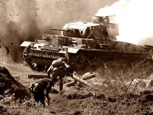 Немецкие танки в Казани. История секретной школы