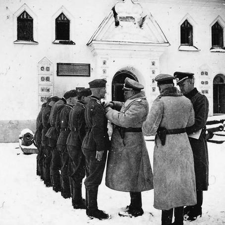 Медаль «Мороженое мясо»: за что ее вручали немецким солдатам?