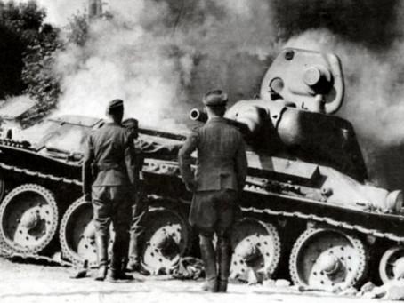 Танковый разгром: история сокрушительного поражения в битве за Дубно
