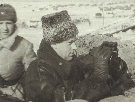 «Доколачивал привязанного зайца»: Сталин о победе Рокоссовского над Паулюсом