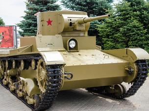 Т-26. История самого массового предвоенного танка