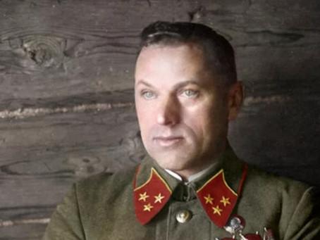 Константин Рокоссовский. За что сидел будущий маршал?
