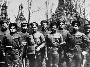 Латышские стрелки – хладнокровный спецназ большевиков