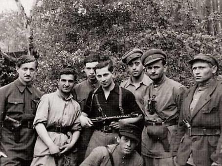 Советские «Бесславные ублюдки»: евреи-партизаны против нацистов
