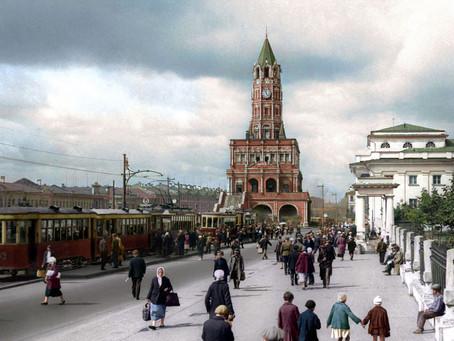 Сухарева башня: что стало с цитаделью чернокнижника Петра I?