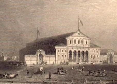 Что стало с Варшавским вокзалом в Санкт-Петербурге?