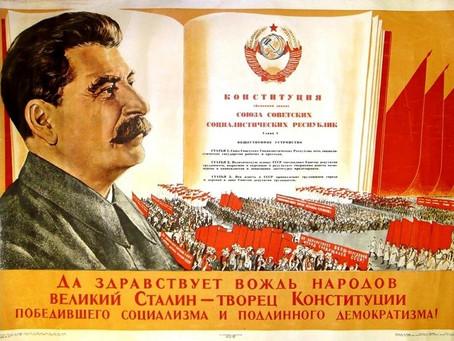 Какие права давала гражданам «Сталинская» Конституция?