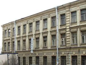 Что построят на месте мебельной фабрики Ф.Ф. Тарасова в Адмиралтейском районе?