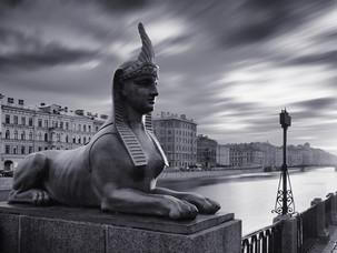 Петербургские сфинксы: молчаливые хранители тайн