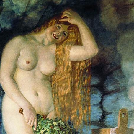 Забытые стандарты женской красоты