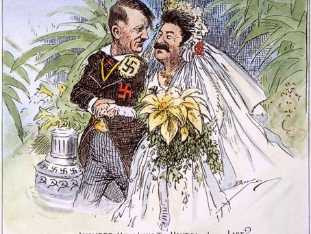 Как в мире восприняли пакт Молотова-Риббентропа?