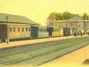 Утраченные вокзалы Санкт-Петербурга