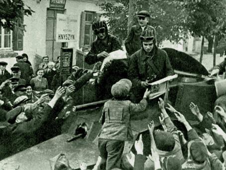 Польский поход Красной армии: как Германия и СССР поделили Польшу