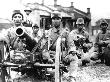 СССР против Китая. Первый опыт войны