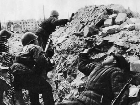 Сто дней в окружении: как в Сталинграде сражался «Остров Людникова»